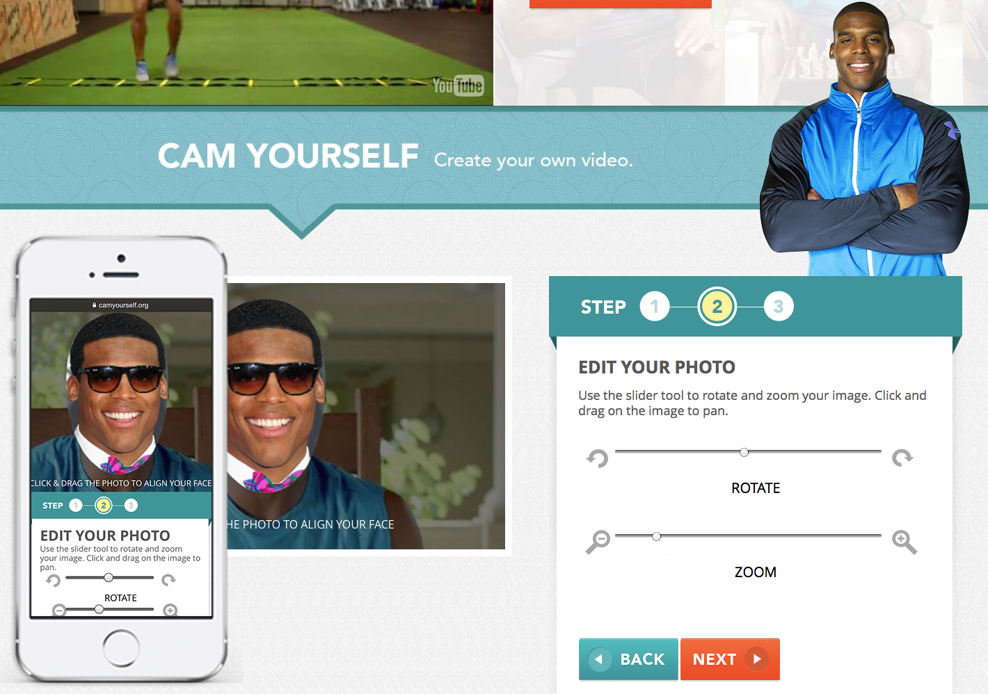 CamYourself.org